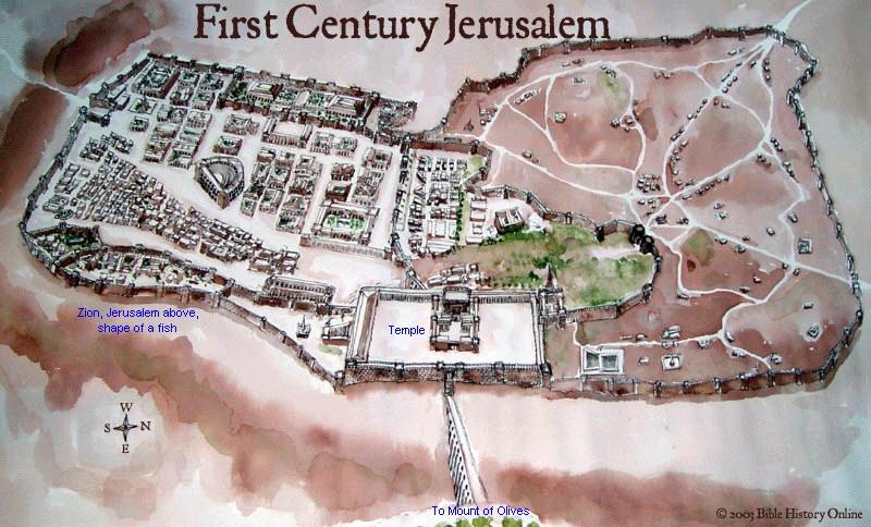 Jerusalén de Primer Siglo