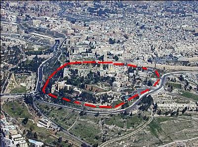 Antigua Jerusal�n - Jerusal�n del Primer Siglo